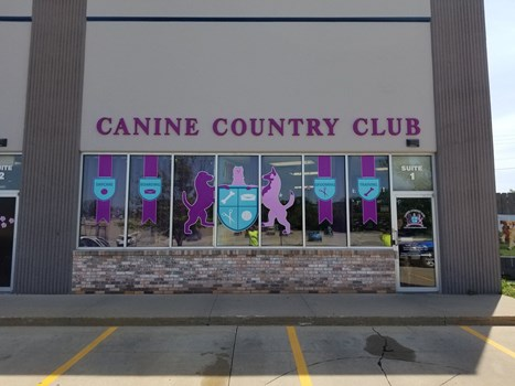 Window Decals, Signage & Graphics