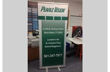 - Image360-Boca-Raton-FL-Freestanding-Banner-Stand-Retail-Pearle-Vision